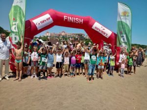 Най-малките състезатели - бъдещето на ориентирането в България