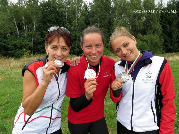 """ДП Щафети 2014, """"Вариант 5"""" със сребърни медали"""